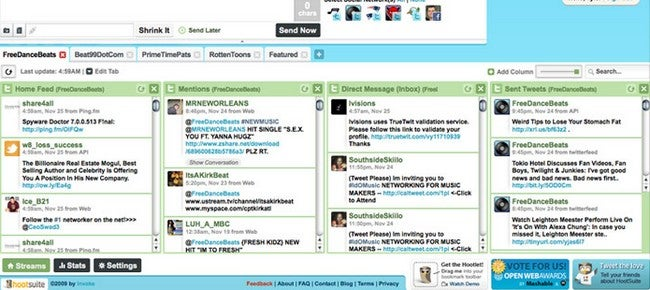 Five Best Social Media Managers