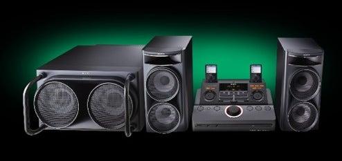 Sony Xross Fade Dual iPod DJ Dock Is Wiggity Wack