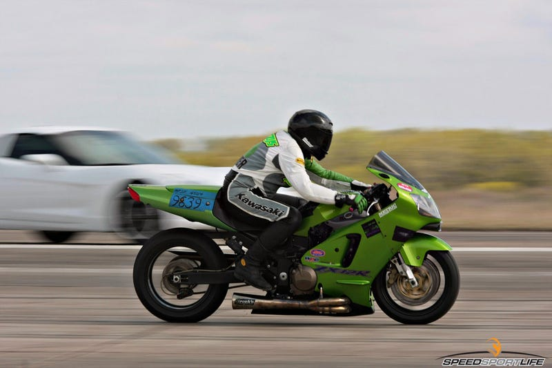 Ten Reasons Motorcycles are Better Than Cars