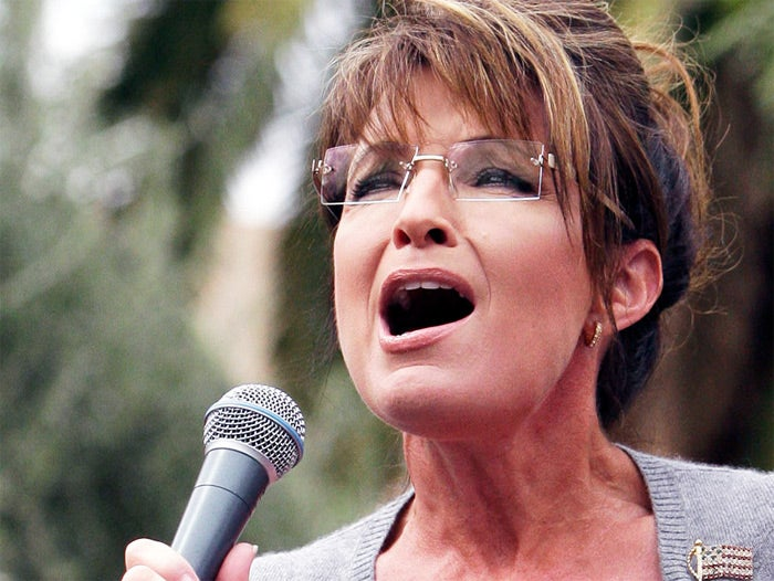 Sarah Palin Is Mad at Us for Leaking Pages From Her Book (Updated)