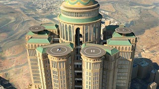This Insane Luxury Hotel Will Transform Mecca into Disneyland