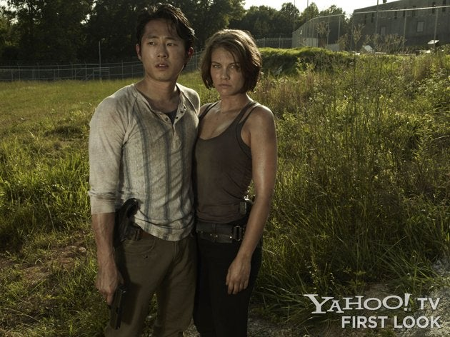 The Walking Dead Season 3 Promo Images