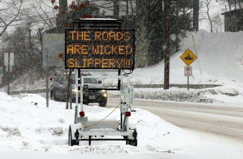 Road Signs To Tell It Like It Is This Year