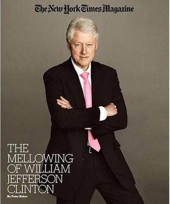 'Mellow' Bill Clinton Now BFF With Ex-Smearer, Still Pissed at Ted Kennedy