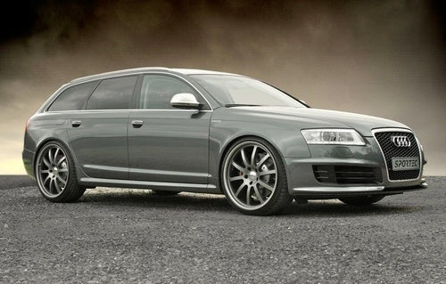 APS Sportec Pumps Audi RS6 Avant Twin Turbo V10 To 700 HP