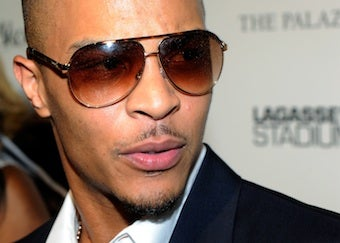 Hero for a Day, T.I. Is Now Going Back to Jail