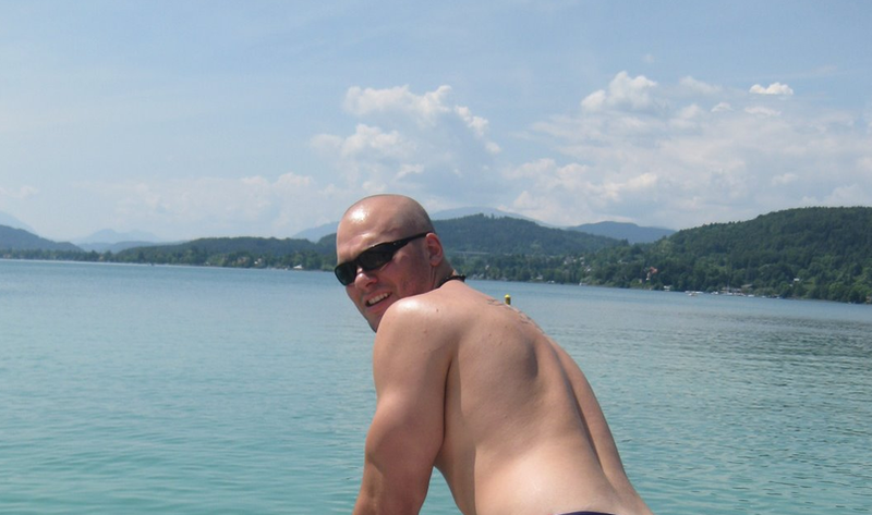 Robert Lunn Leaves Austria With His Dignity (Mostly) Intact