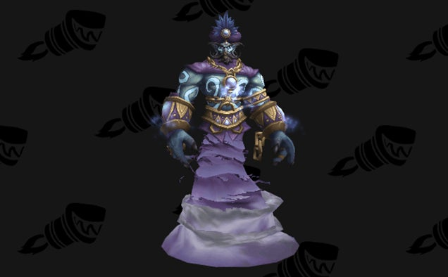 Apparent Robin Williams Model Found In World of Warcraft