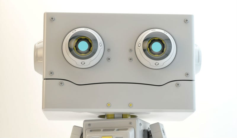 Sex Writer Convinces Husband to Get a Robot Blowjob