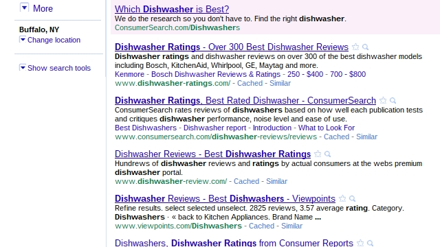 Have Google's Search Results Become Less Useful to You?