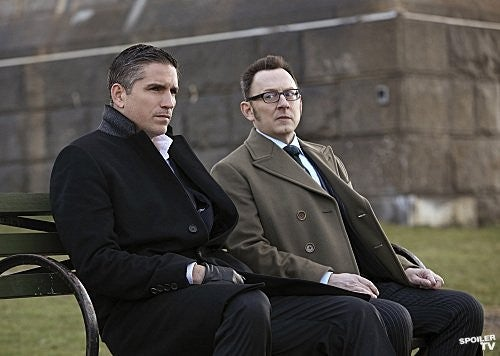 "New Person of Interest Photos for ""Many Happy Returns"""