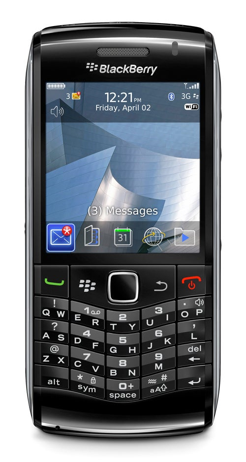 BlackBerry Bold 9650 and BlackBerry Pearl 3G Leak Out