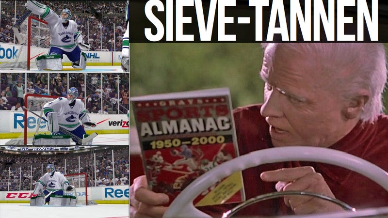 Biff Tannen Predicts (Another) Riot in Vancouver
