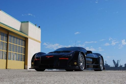 2008 Gumpert Apollo Type S