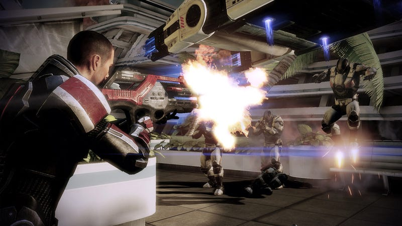 Seven Game Reviewers Fail to Label Mass Effect 3 a Steaming Pile of Crap