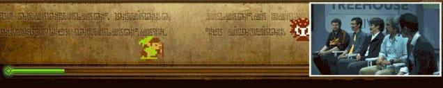 Hyrule Warriors Has A Great Loading Screen
