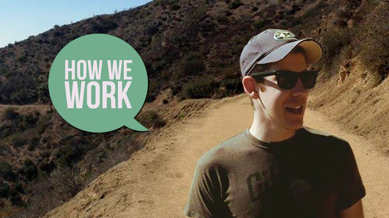 How We Work, 2014: Whitson Gordon's Gear and Productivity Tricks
