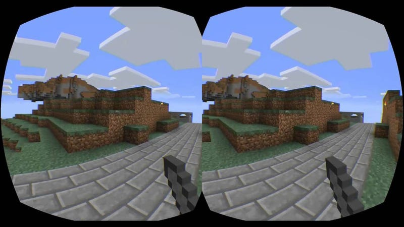 Minecraft On Oculus Rift Would Have Been A Free Demo, Notch Says