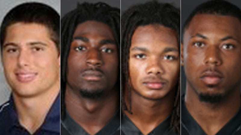 Four Former Vanderbilt Football Players Now Being Charged with Rape