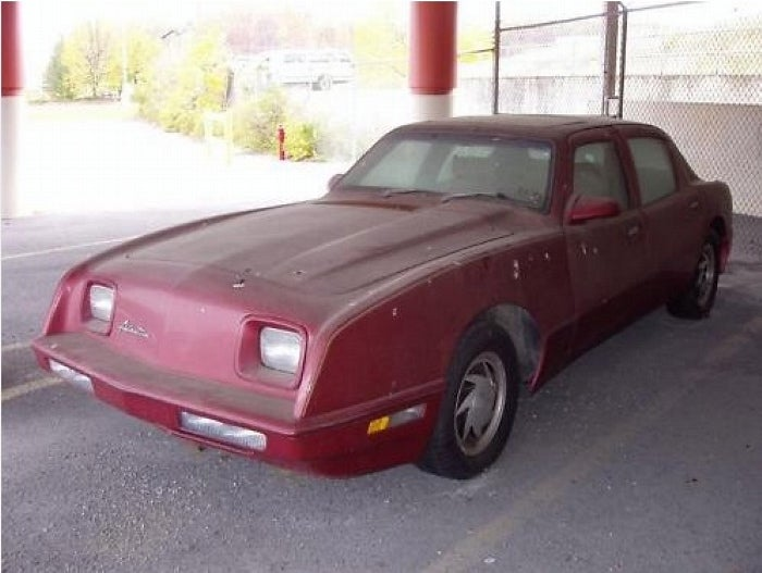 For $9,500, enjoy that old car smell