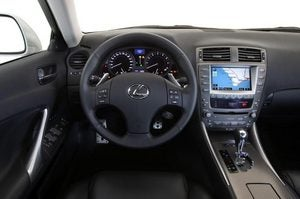Lexus IS 350: Hands All Over, Lots of Power, Even More Gadgets