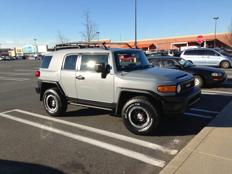 Toyota Engineers Borrowed, Then Destroyed My FJ Cruiser **UPDATED**