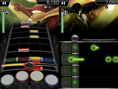 Rock Band For iPhone Hands On: Alleviate Boredom, Suffer Hand Cramps