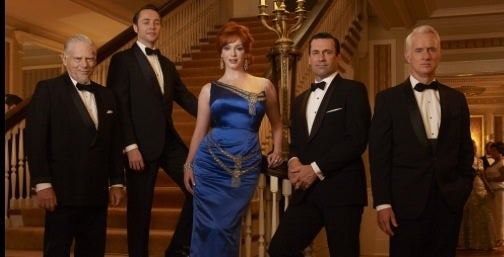 Anyone else here excited about the Mad Men season premiere?