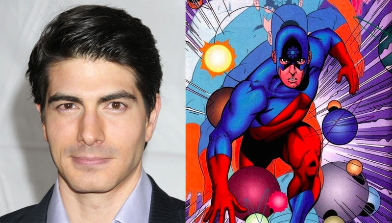 Brandon Routh Rejoins The DC Universe As The Atom In Arrow