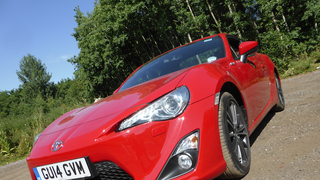 Toyota GT86 - The Japanese Porsche?