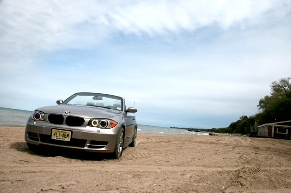 2008 BMW 128i Convertible, Part One