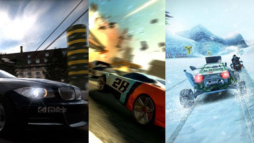 E3 2009 Preview: These Are The Big Racing Games, We Think