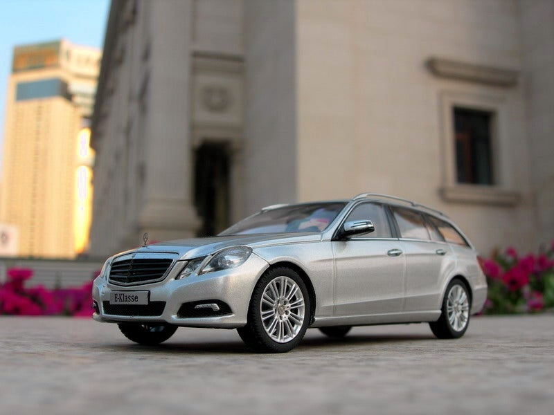 New Mercedes E-Class Wagon Scale Model?