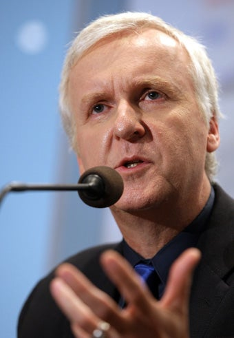 James Cameron Is Outraged that BP Doesn't Want His Oil Spill Advice