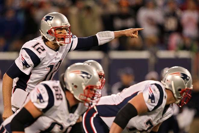 In Praise Of The Patriots (Kind Of)