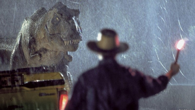 """""""Welcome to Jurassic Park"""""""