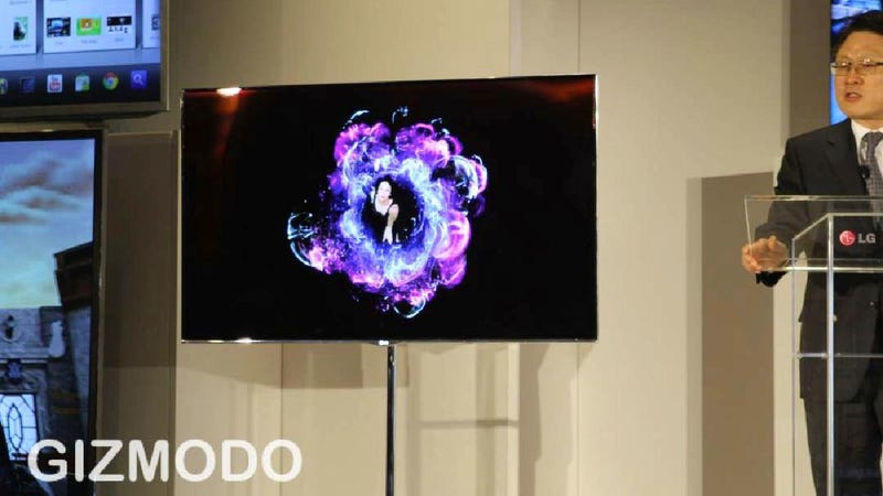 You Can Finally Buy an LG OLED TV (In Korea Only, For Now)