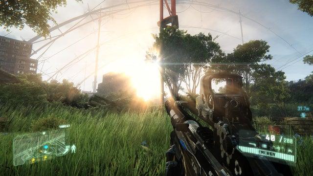 Crytek Head: So Far, Crysis 3 Is Our Masterpiece