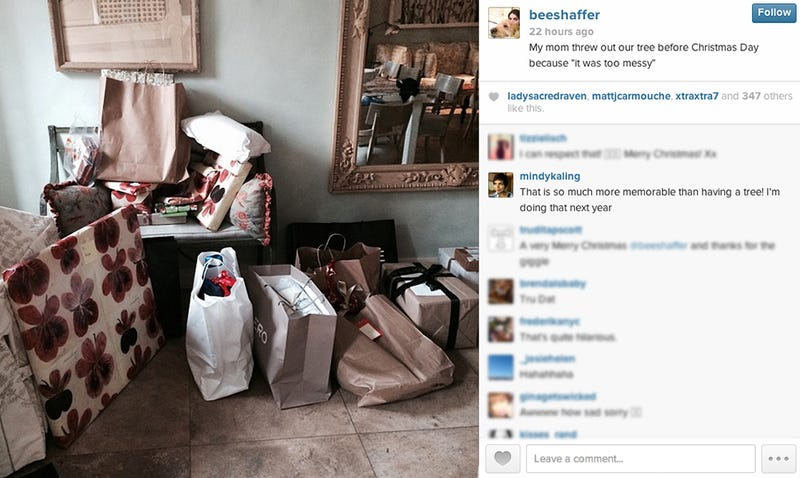 Vogue Editor Anna Wintour Threw Christmas in the Trash Yesterday