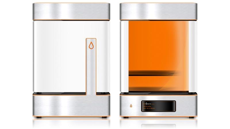 La impresora 3D a pleno color que a todos nos gustaría tener