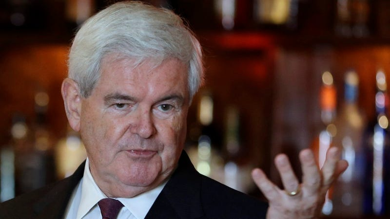 Newt Gingrich Earned Role on Parks and Recreation After Walking Into Indianapolis Steak House