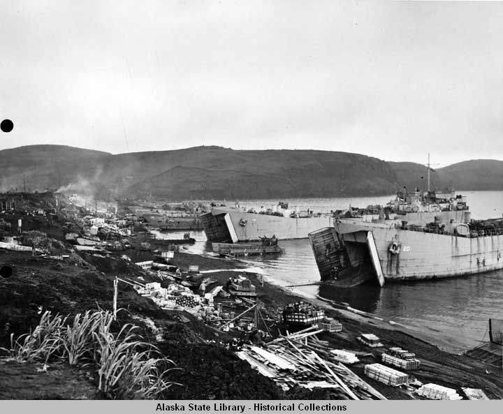 The Time the U.S. Invaded a Japanese Submarine Base... in Alaska?
