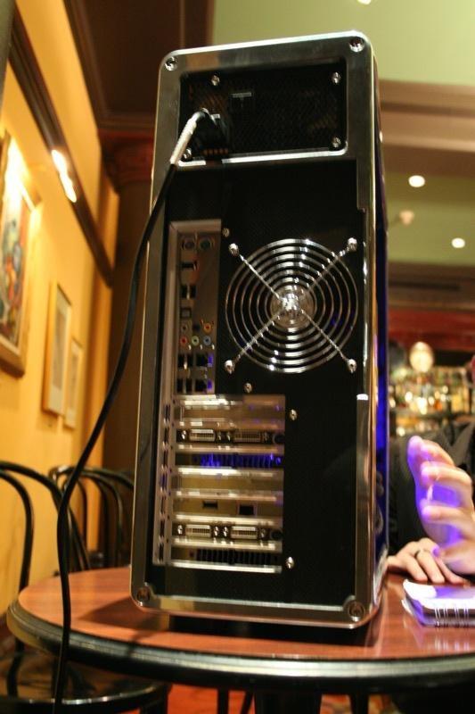 Alienware-Killer: Ultra Gaming EXO Prototype PC