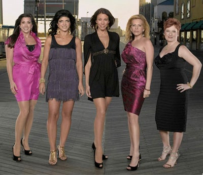 "Real Housewives Of New Jersey: As Fake As The ""Buh-Bies"""