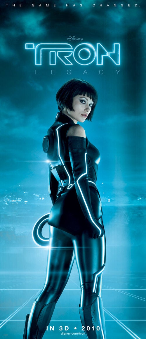 High-res Tron Legacy posters
