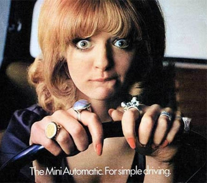 The Ten Most Sexist Car Ads Of All Time