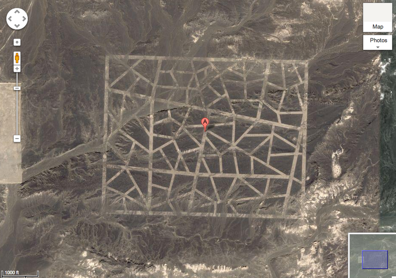 Why Is China Building These Gigantic Structures In the Middle of Nowhere?