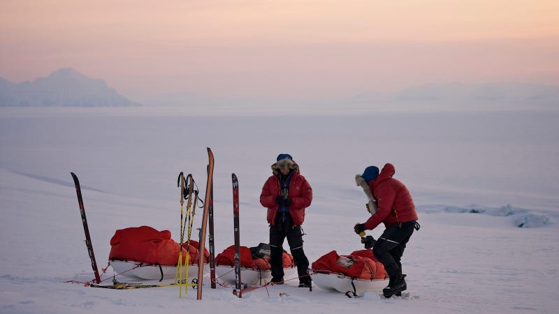 What's the Best Way to Record, Compress and Transmit Video From Antarctica?