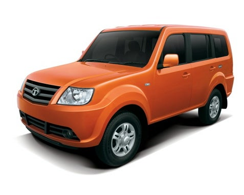 The Tata Sumo Grande Is Big In Japan, Spain... But For India