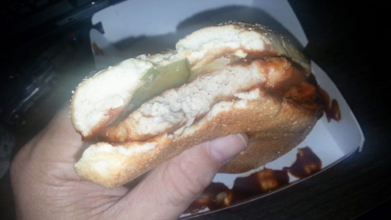 McDonald's McRib: The Limited Time Only Snacktaku Review